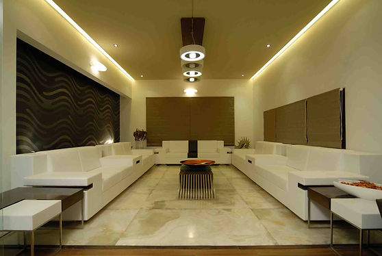 Turnkey interiors