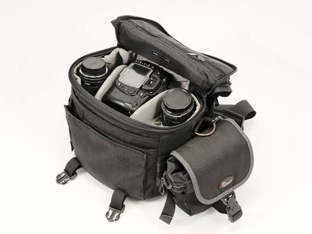 What To Look For In DSLR Camera Bags?