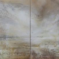 Sand Serie Horizonte 85x140cm