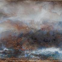 Kupferbraun Serie Elemente 120x150cm