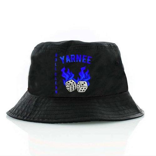 ROLL CLEAN BUCKET HAT - BLUE