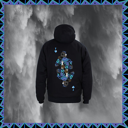 Y OF DIAMONDS PART 1 HOODIE (EMBROIDERY)