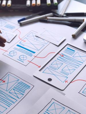UI/UX Design Masterpiece