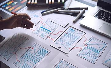 Mission UX-Design & UI