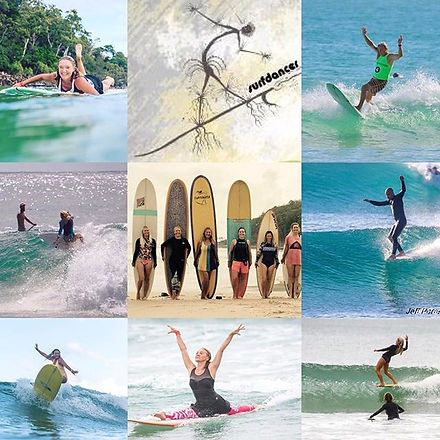 Team Surfdancer 😄🐬🙏 Some of the Surfd