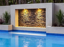 Pool Water Feature by Boyd Design Perth