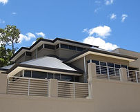 House Exterior by Home Designers Boyd Design Perth