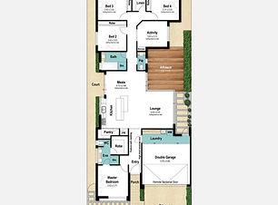 Single Storey Home Design The Destiny