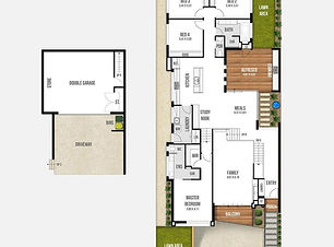 Two Storey Home Design The Genesis