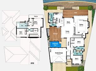 Two Storey Home Design The Sandpiper