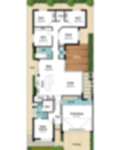 Single Storey House Floor Plan - The Destiny by Boyd Design Perth