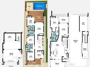 Undercroft Garage House Plans The Terrace
