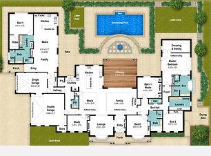 Single Storey Home Design The Fairbridge