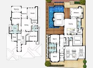 Mandurah Canal Home Design The Dudley