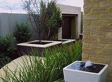 Landscape by Residential Designers Boyd Design Perth