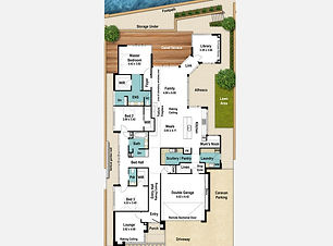 Single Storey House Plan The Link