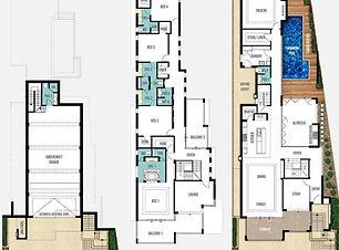 Undercroft Garage Home Design The Coogee