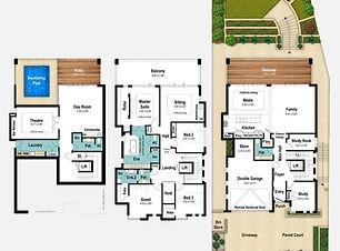 Undercroft Garage Home Design The Vista