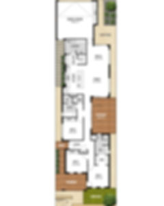 Single Storey House Floor Plan - The Rhapsody by Boyd Design Perth