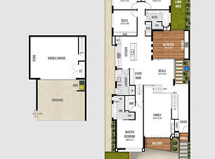 Undercroft Garage House Plans The Genesis