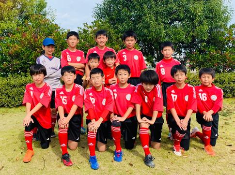 岩沼FライオンズカップU-11 4位