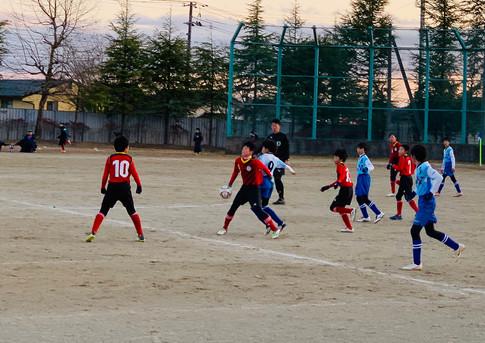 2019青葉カップU-12予選・2