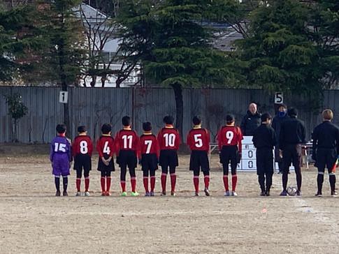 2019青葉カップU-12予選・6