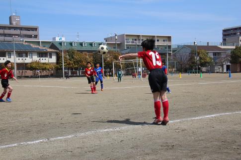 ミヤテレ新人戦 1-2