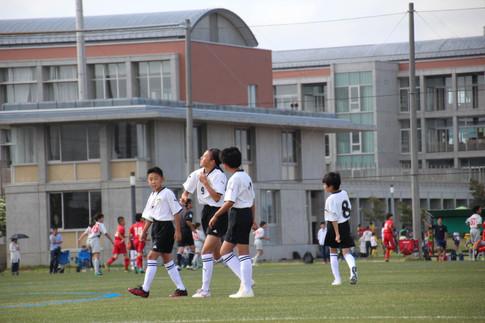 東北学院少年サッカー大会 1-5