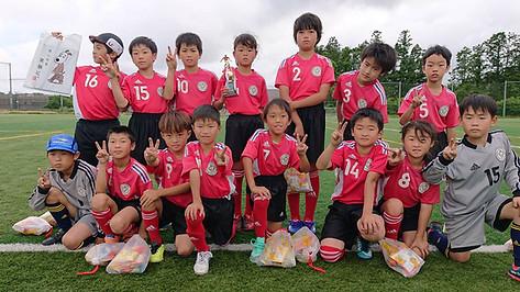 まるたまカップ U-10 3位