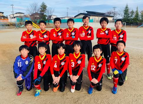 2019青葉カップU-12予選・5