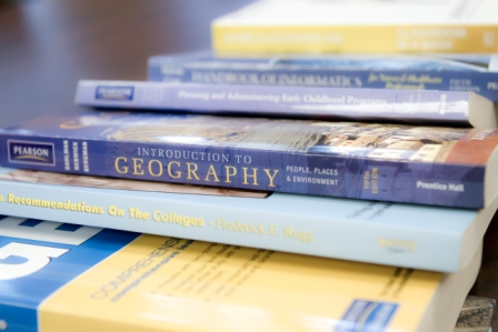 Textbooks for various topics