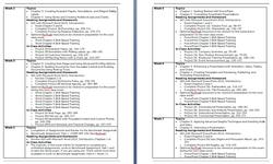 Syllabus Sample 5