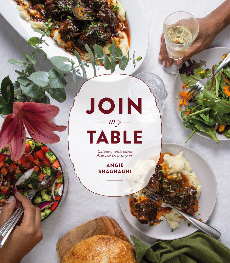Join My Table by Angie Shaghaghi