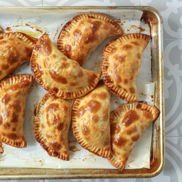 Short Rib Empanadas by Angie Shaghagi