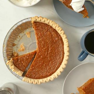 Sweet Potato Pie by Angie Shaghagi
