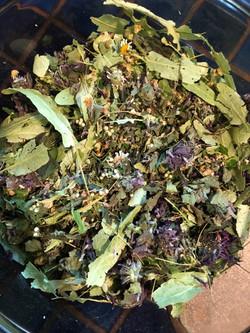 Tea herbs