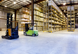 Industial Warehouse Guarding