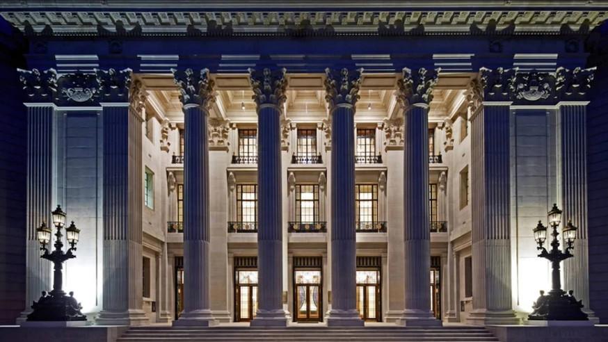 FOUR SEASONS HOTEL - LONDON AT TRINITY SQUARE - UK