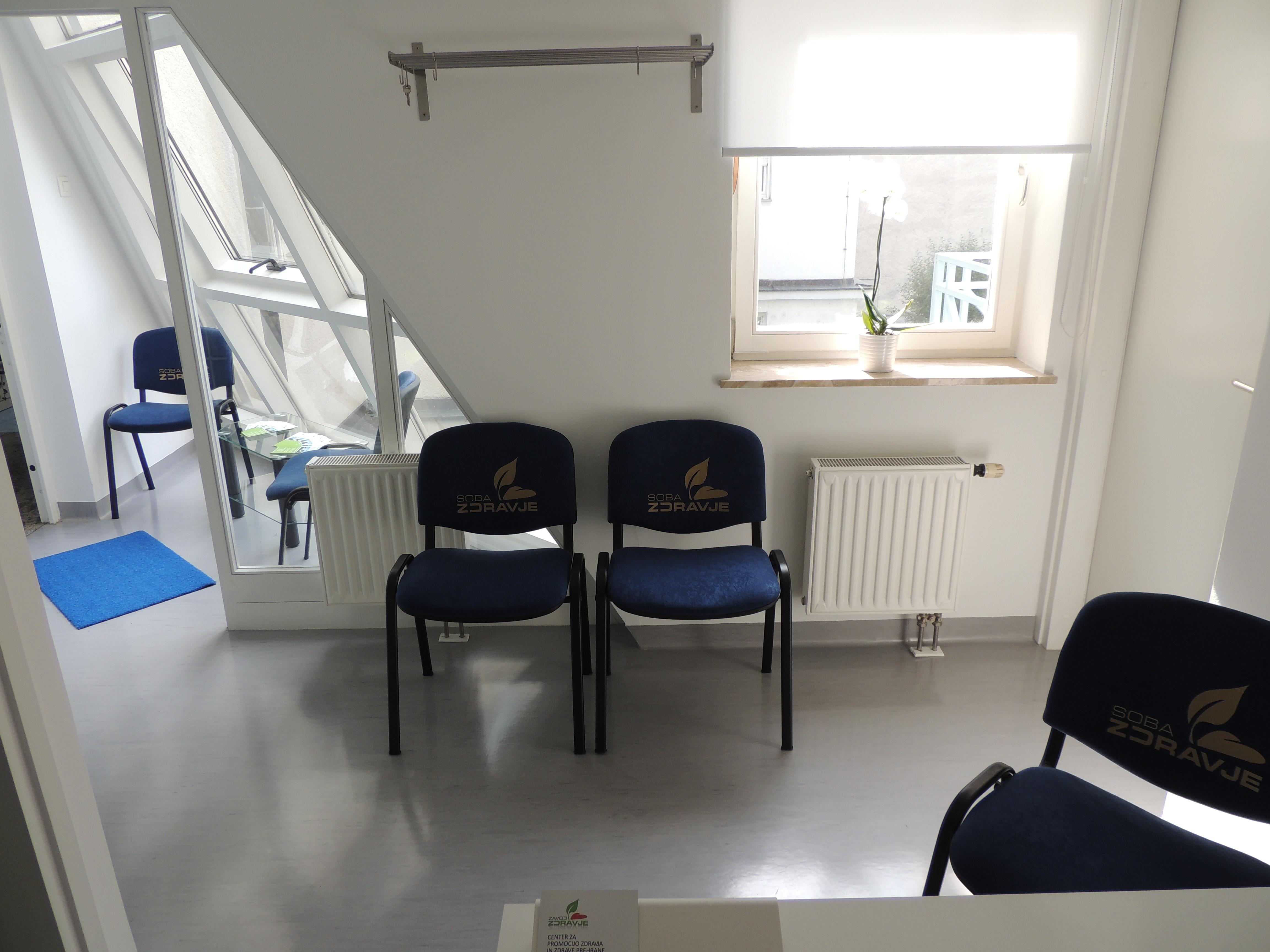 Prostori v ordinaciji v Mariboru