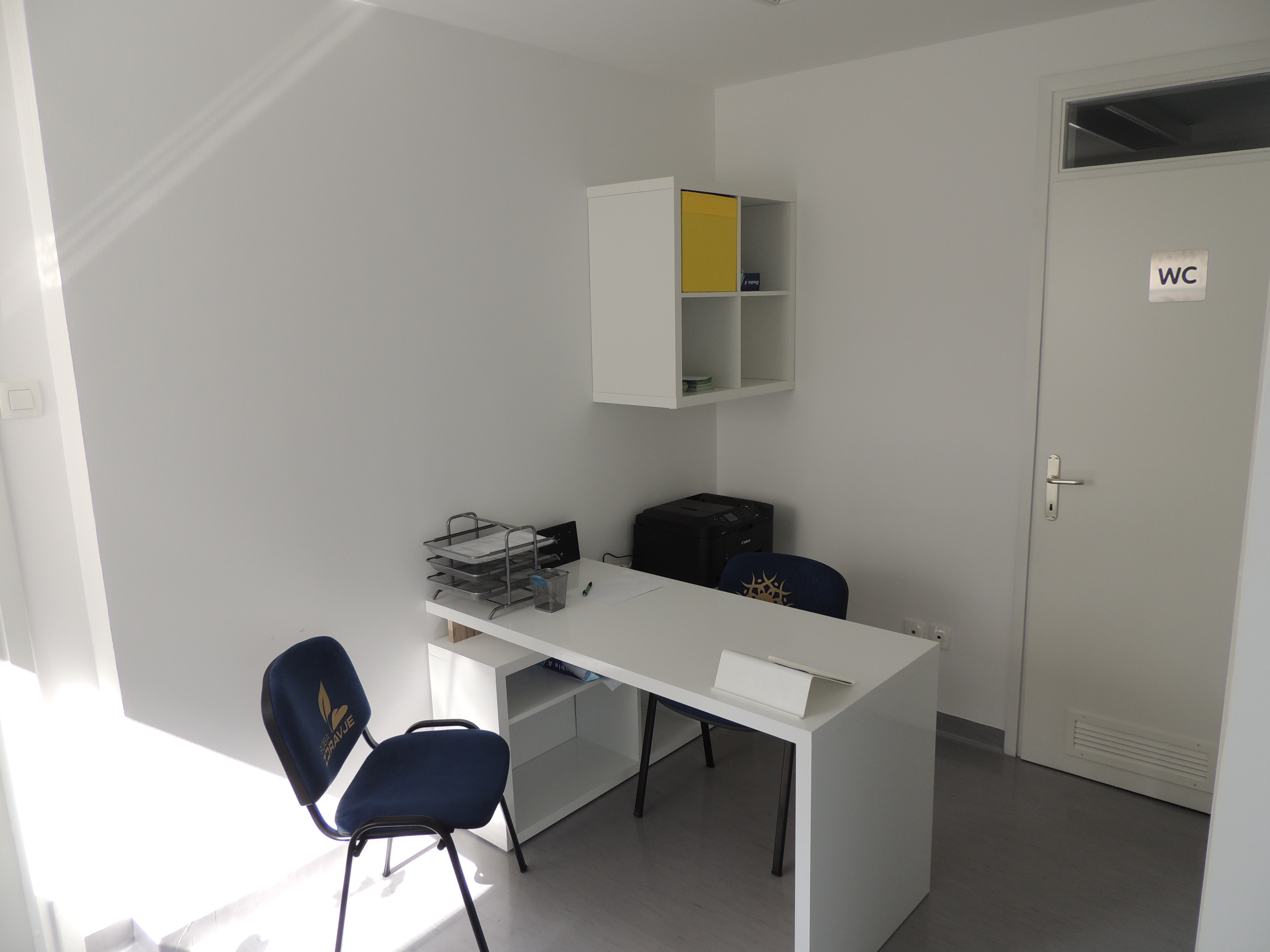 Prostori v ordinaciji Maribor