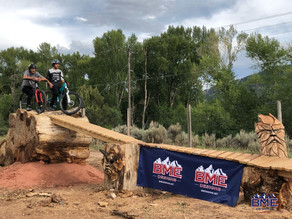New Bike Park at Crown Mountain Park Opening July 4th Weekend!