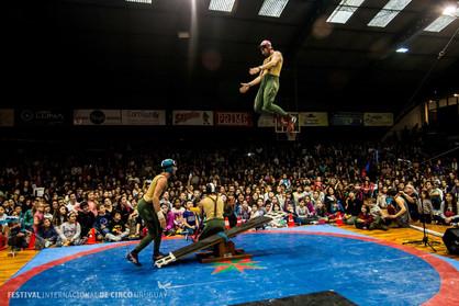Festival Internacional de Circo do Uruguay