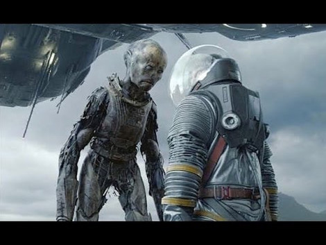 an analysis of alien Alien: scene analysis alien is a sci-fi horror film that was made by director ridley scott back in 1979 it was a very unusual sci-fi film for back then because.