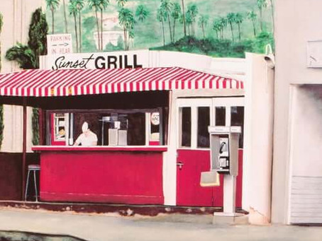 The Famous Sunset Grill Hollywood