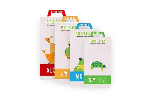 Progeny Nappies - 3 Packs