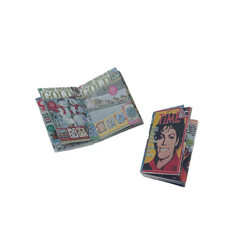 Miniatyr - Nisses tidningar