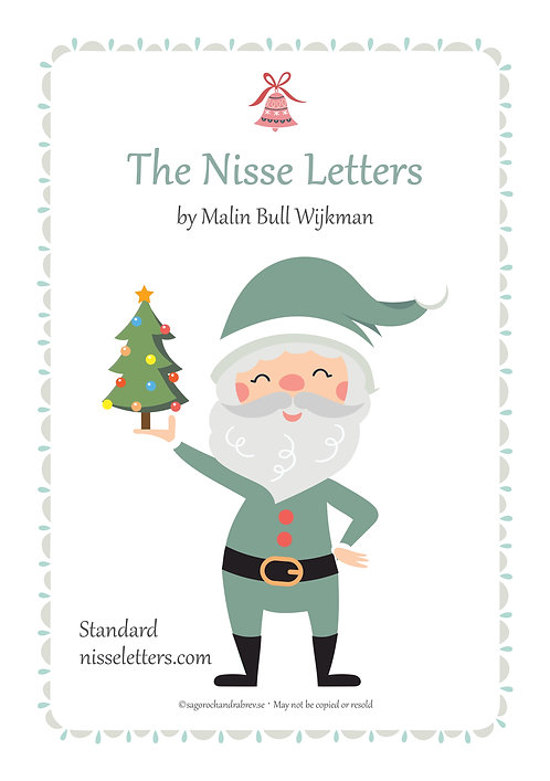 The Nisse Letters -one child