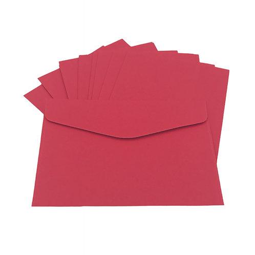 Kuvert till Nissebrev Julkalender
