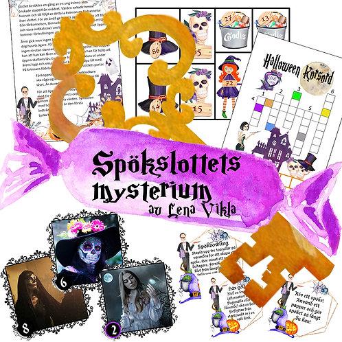 Halloween - Spökslottets mysterium